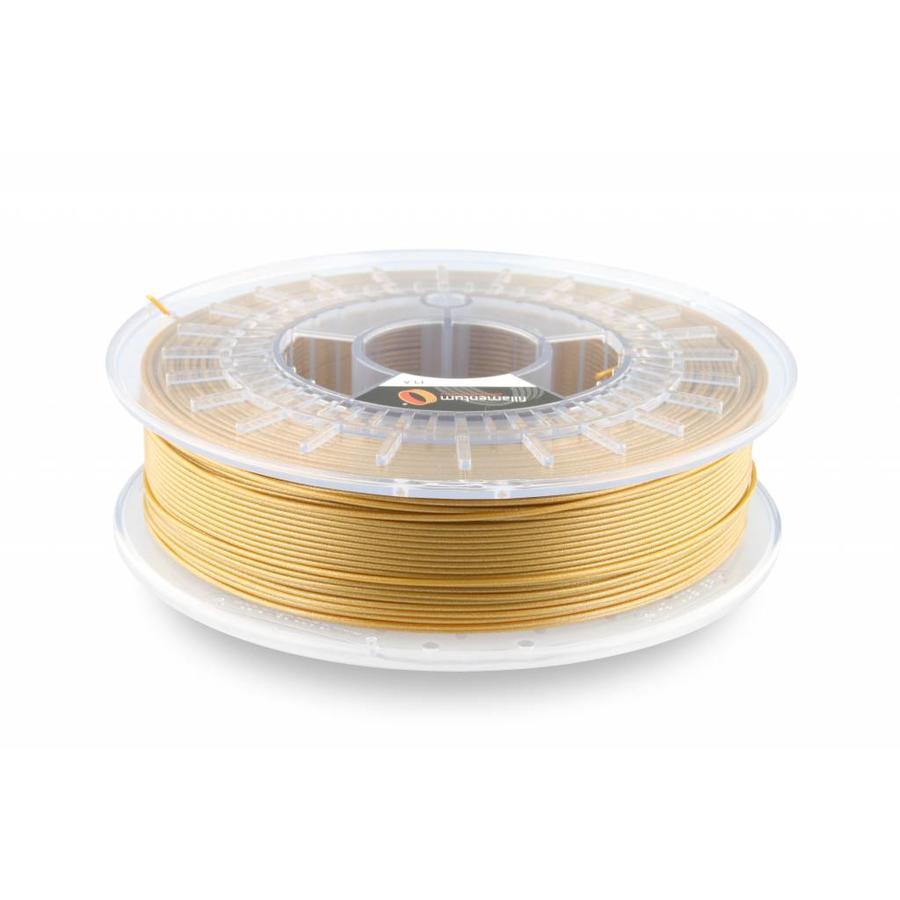 PLA Gold Happens / Goud, 1.75 / 2.85 mm, 750 gram (0.75 kg), 3D filament-1