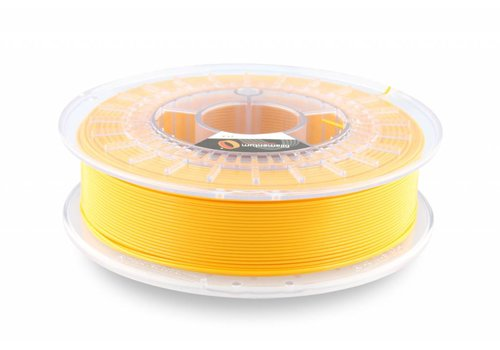 Fillamentum PLA Signal Yellow / Geel: RAL 1003, 1.75 / 2.85 mm, 750 grams (0.75 KG) - Copy