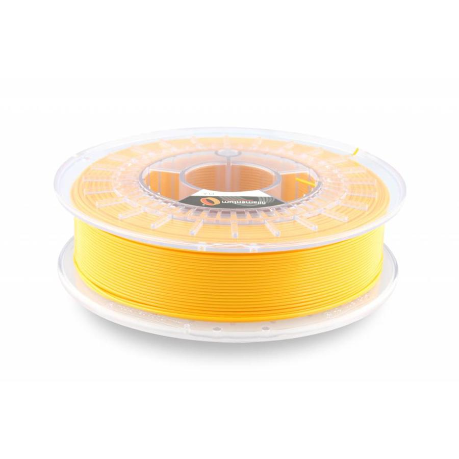 PLA Signal Yellow / Geel: RAL 1003, 1.75 / 2.85 mm, 750 grams (0.75 KG) - Copy-1