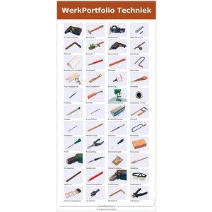UITVERKOOP: Home-Tech poster met gereedschap