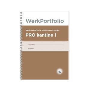 PRO KANTINE werkboek