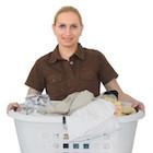 Wasgoed verzorgen
