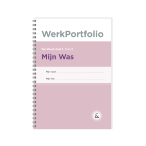 MIJN WAS werkboek