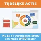 TIJDELIJK Gratis EHBO Poster bij 14 Werkboeken