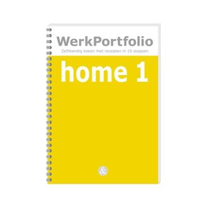 Home receptenboek, deel 1