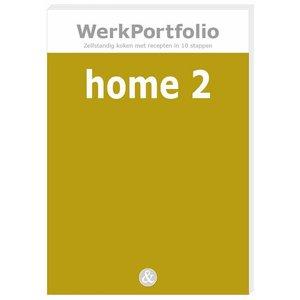 Home 2 - Receptkaarten