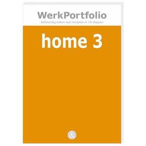 Home 3 - Receptkaarten
