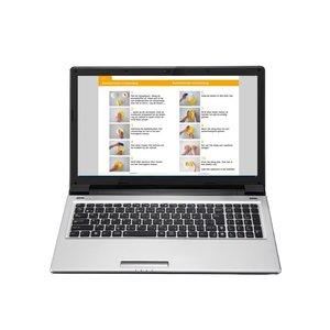 PRO BAKKERIJ digitaal receptenboek voor zanddeeg