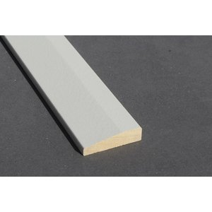 Architraaf model 0115 18x70mm gegrond