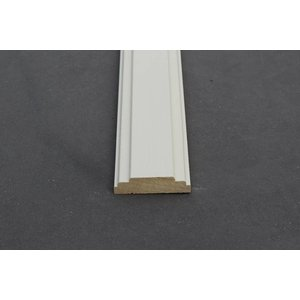 Architraaf model 0119 18x60mm gegrond