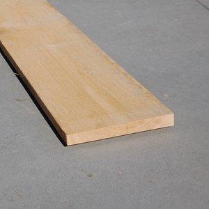 Eiken plank 25x250 mm