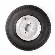 Wiel 5.00 - 10  (4x115) 355kg 4PR Naaf 85 mm