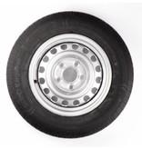 Compleet wiel 175/70R13 band + velg (steek 5x112) 530 kg Naafdiameter 67 mm