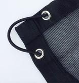 Premium gaasnet - 280x160 cm - inclusief elastiek rondom - UV bestendig - net voor aanhanger