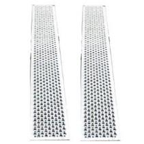 Set oprijplaten - ALU - 1000 kg (200x26 cm)