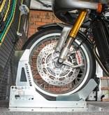 Acebikes Acebikes SteadyStand Multi Fixed - inrij motorklem voor aanhanger en bestelwagen