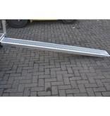 AWD Oprijplaat staal 1 stuk - 2446x300x75 mm - 1100 kg