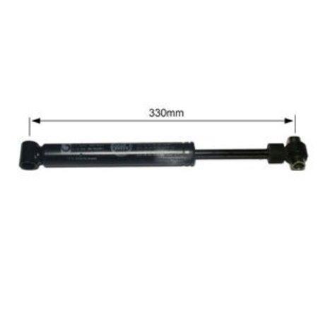 AL-KO Oploopremdemper 161S, korte versie (tot 1993) lengte 330 mm