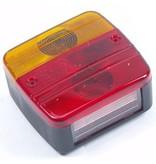 AWD Achterlicht 100x95x45 mm - links en rechts toepasbaar