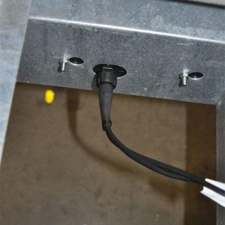 Aspock Aspock Multipoint 3 - links - 5-polig - 244x138x60 mm