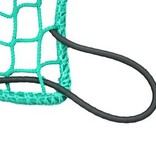 AWD Premium maasnet - 250x200 cm - inclusief elastiek rondom - UV bestendig - net voor aanhanger