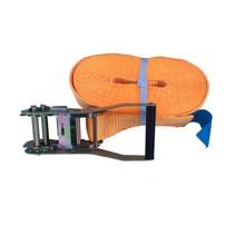 Spanband oranje 860x5 cm (5000 kg)