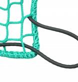 Premium maasnet - 570x350 cm - inclusief elastiek rondom - UV bestendig - net voor aanhanger