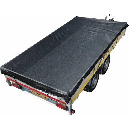 AWD Premium gaasnet - 420x220 cm - inclusief elastiek rondom - UV bestendig - net voor aanhanger