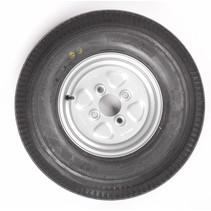 Vredestein 5.00-10 (4x100) 450kg - 6PR - naaf 60 mm