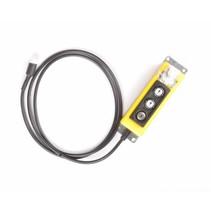 Bediening powerpack - met sleutelvergrendeling - 1,6m kabel