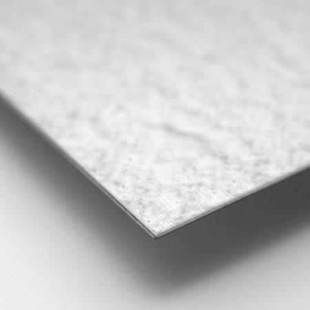 Verzinkte stalen vloerplaat aanhanger 2553x1320x1,5 mm
