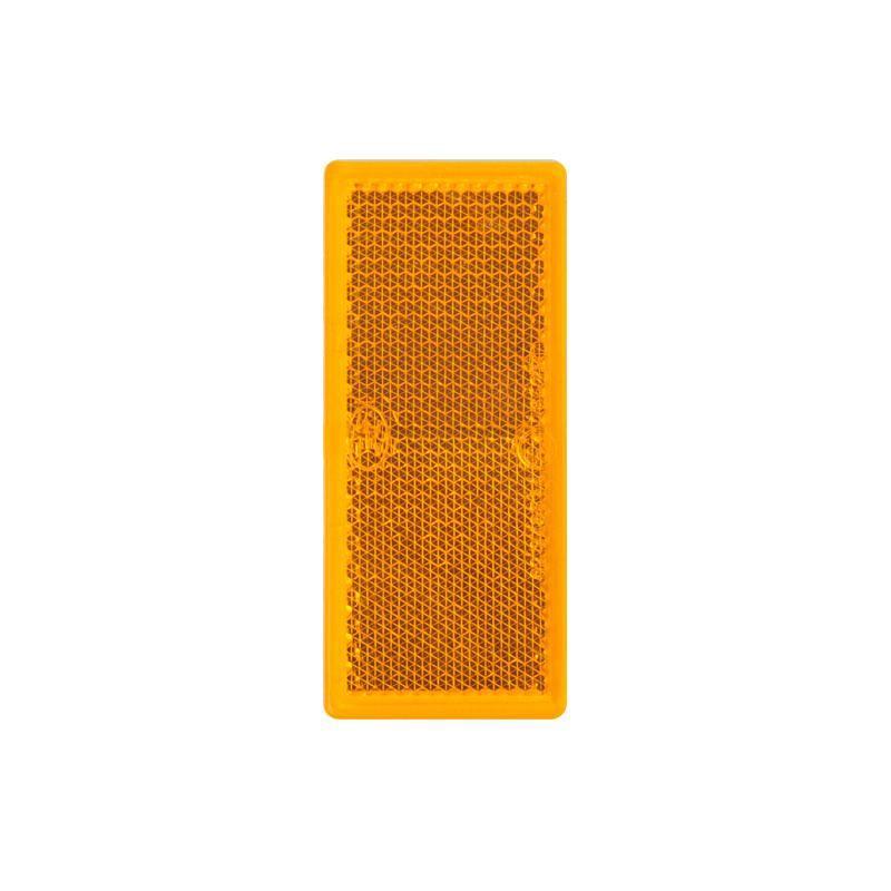 Reflector oranje zelfklevend