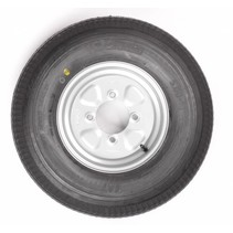 Vredestein 5.00-10 (4x115) 500kg - 8PR - naaf 85 mm
