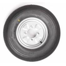 Wiel 5.00-10 (4x115) 500kg - 8PR - naaf 85 mm