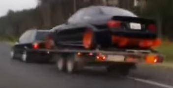 Waar ging het mis met deze autotransporter?