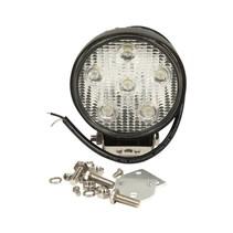LED werklamp 10-30V 18W 6LEDS