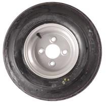 Wiel 16.5x6.50-8 (4x100) 360kg - 6PR - naaf 60 mm