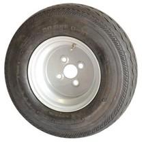 Wiel 20.5x8.00-10  (4x100)750 kg 10PR Naaf 67 mm