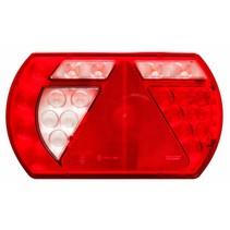 Lucidity LED links met ingebouwde weerstand