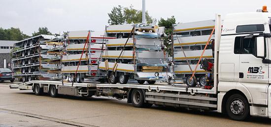 Eduard aanhanger transport friesland noorden