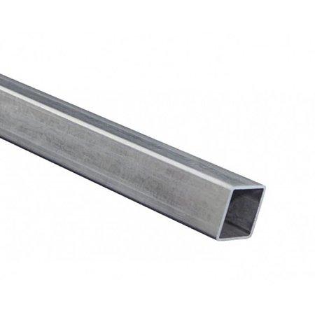 Koker stelpijp profiel 50x50x3 mm diverse lengtes