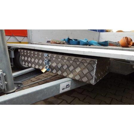 aluminium traanplaat disselkist disselbak bak kist voor onder voorbord aanhangwagendirect.nl eduard