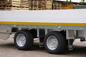 56 cm laadvloerhoogte eduard trailers