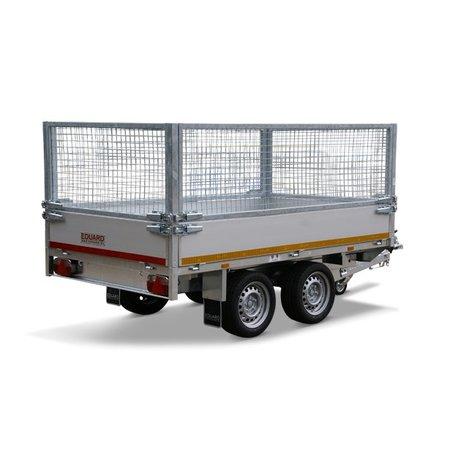 Eduard 406x180 cm loofrek - voor machinetransporter - 70 cm hoog