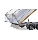 Eduard 406x200 cm loofrek voor Eduard machinetransporter - 70 cm hoog