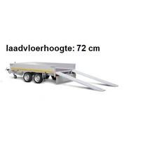 406x180 cm - 2500 kg - 30 cm borden