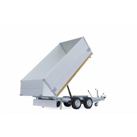 Eduard Eduard opzetborden bovenscharnierend 70 cm 406x180 cm geschikt voor machinetransporter