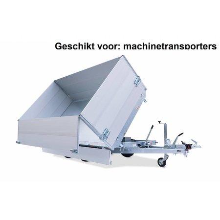 Eduard Eduard opzetborden bovenscharnierend 70 cm 406x200 cm geschikt voor machinetransporter