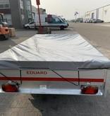 Op maat gemaakt vlakzeil voor EDUARD aanhanger 330x180 cm
