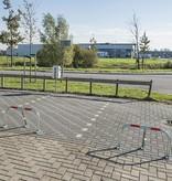 ProPlus Inklapbare antiparkeerbeugel met slot
